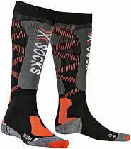 Носки X-Socks Ski Light 4.0 Black/X-Orange