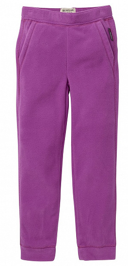 Брюки детские Burton Girls Sparkle Grapeseed - Фото 1 большая