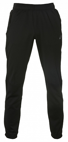 Брюки мужские Asics Winter Accelerate Performance Black - Фото 1 большая