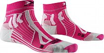 Носки женские X-Socks Trail Run Energy Flamingo Pink/Pearl Grey
