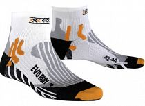 Носки унисекс X-Socks Evo Run White/Black