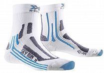 Носки женские X-Socks Sky Run Two White/Turquoise
