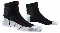 Носки X-Socks Run Discovery Opal Black/Arctic White