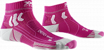 Носки женские X-Socks Marathon Energy Flamingo Pink/Arctic White