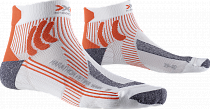Носки женские X-Socks Marathon Retina White/Orange