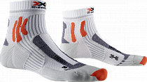 Носки X-Socks Marathon Energy Arctic White/Pearl Grey