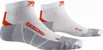 Носки X-Socks Run Discovery Arctic White/Dolomite Grey  NEW