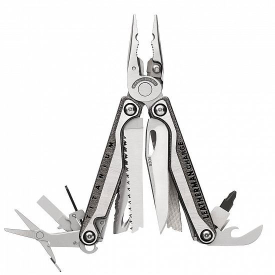 Мультитул Leatherman Charge Plus TTi - Фото 1 большая