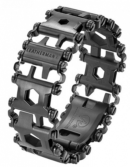 Браслет Leatherman Tread Black - Фото 1 большая