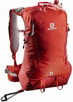 Рюкзак Salomon X Alp 23 Fiery Red/Barbados C