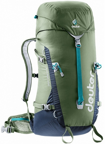 Рюкзак Deuter Gravity Expedition 45+ Khaki/Navy - Фото 1 большая