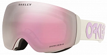 Горнолыжная маска Oakley Flight Deck Xm Factory Pilot Grey Lavender/Prizm Snow Hi Pink
