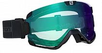 Горнолыжная маска Salomon Cosmic Photo Sigma Blk/AW SkyB