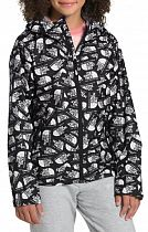 Куртка детская The North Face Novelty Flurry Tnf Black Label Toss Prnt