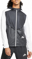 Куртка мужская Nike Windrunner Trail Black/Dark Smoke Grey/White
