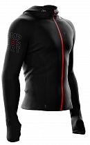 Куртка мужская Compessport Seamless Woodpulp Black
