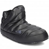 Тапки мужские The North Face ThermoBall Traction Bootie Shiny Black/Dark Shadow Grey