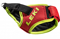 Темляк для палок Leki Frame Strap Trigger S Red-Yellow