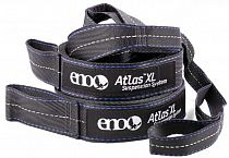 Стропы для гамака ENO Atlas XL Black/Royal