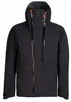 Куртка мужская Mammut THE HS Hooded Black