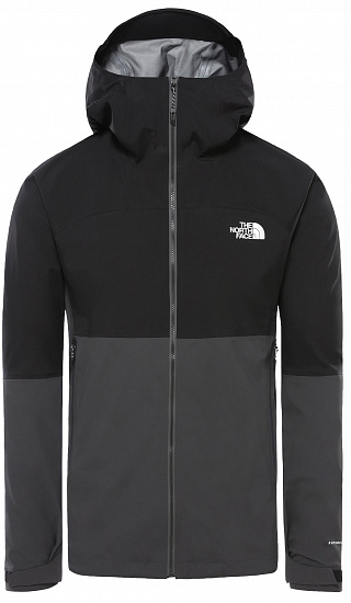 Куртка мужская The North Face Impendor Futurelight Black/ Asphalt Grey - Фото 1 большая