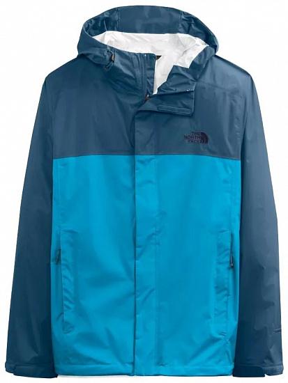 Куртка мужская The North Face Venture 2 Meridian Blue/Monterey Blue - купить в магазине Спорт-Марафон с доставкой по России