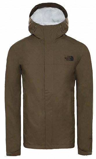 Куртка мужская The North Face Venture 2 Taupe Green