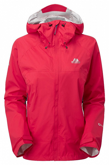 Куртка женская Mountain Equipment Zeno Imperial Red - Фото 1 большая