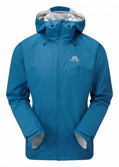 Куртка женская Mountain Equipment Zeno Ink Blue - Фото 1 большая