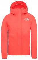 Куртка детская The North Face Resolve Cayenne Red