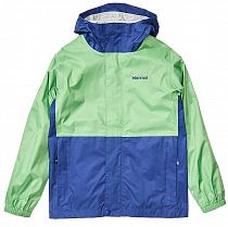 Куртка детская Marmot PreCip Eco Emerald/Royal Night