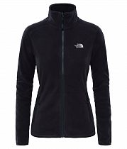 Куртка женская The North Face 100 Glacier Full Zip Tnf Black