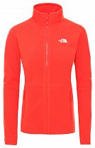 Куртка женская The North Face 100 Glacier Full Zip Flare