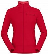 Куртка женская Norrona Falketind Warmwool2 Stretch Jester Red
