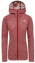 Куртка женская The North Face Inlux Wool Pro Hoodie Cardinal Red