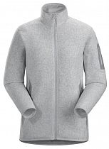 Куртка женская Arcteryx Covert Cardigan Athena Grey Heather