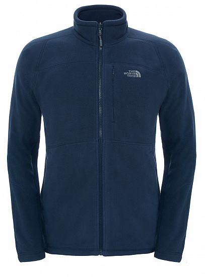 Куртка мужская The North Face 200 Shadow Full Zip Urban Navy - Фото 1 большая