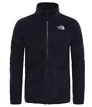 Куртка мужская The North Face 100 Glacier Full Zip TNF Black