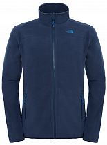 Куртка мужская The North Face 100 Glacier Full Zip Urban Navy