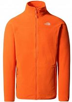 Куртка мужская The North Face 100 Glacier Full Zip Flame