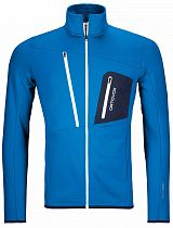 Куртка мужская Ortovox Fleece Grid Safety Blue