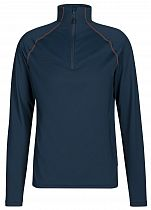 Пулон мужской Mammut Snow ML Half Zip Pull Marine