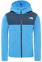 Куртка детская The North Face Glacier Fz Hoodie Clear Lake Blue