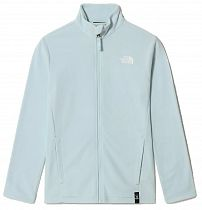 Куртка детская The North Face Snowquest Full Zip Starlight Blue