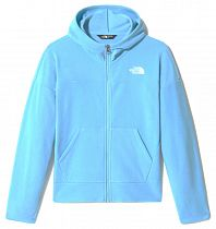 Куртка детская The North Face Glacier Full Zip Hoodie Ethereal Blue