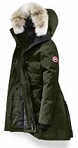 Куртка женская Canada Goose Rossclair Parka Military Green