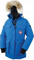 Куртка женская Canada Goose PBI Expedition Parka Royal PBI Blue