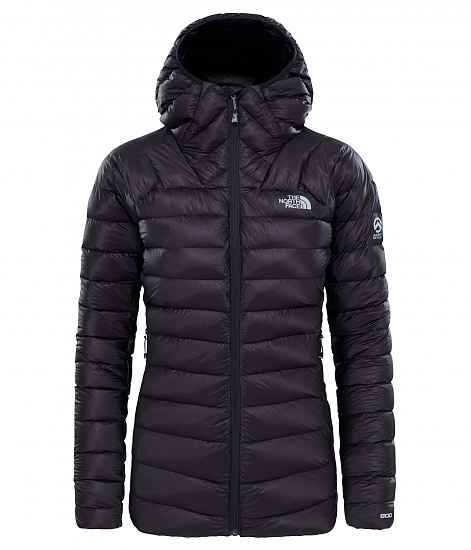 Куртка женская The North Face Summit L3 Down Hoodie Tnf Black