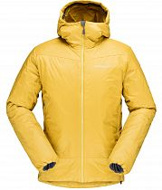 Куртка мужская Norrona Falketind Thermo60 Hood Golden Palm