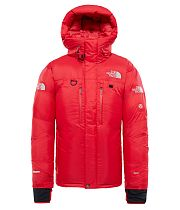 Парка мужская The North Face Himalayan Parka Red/Black